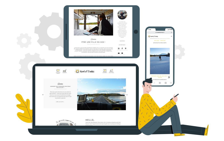 Portfolio-site-Ros