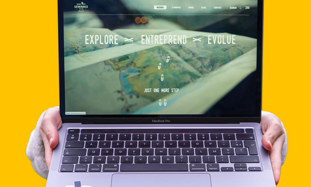 Création d'un site sur Wordpress